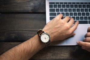 Freelancers Timepiece
